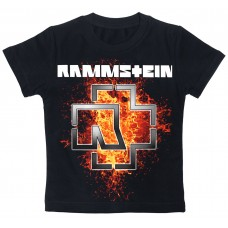 Футболка детская Rammstein