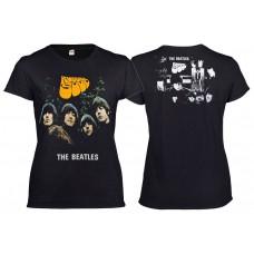 Футболка женская Beatles