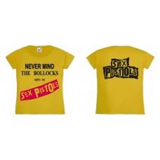 Футболка женская Sex Pistols