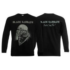 Футболка с длинными рукавами Black Sabbath