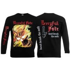 Футболка с длинными рукавами Mercyful Fate