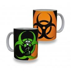 Чашка Biohazard