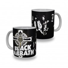 Чашка Black Sabbath