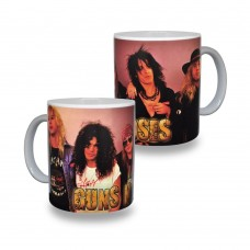 Чашка Guns N Roses