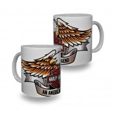 Чашка Harley Davidson