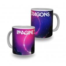 Чашка Imagine Dragons