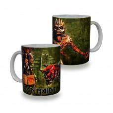 Чашка Iron Maiden