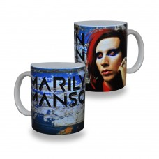 Чашка Marilyn Manson