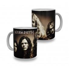 Чашка Megadeth