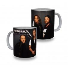 Чашка Metallica