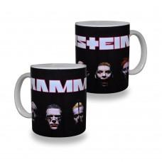 Чашка Rammstein