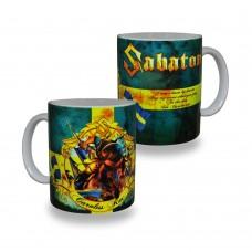 Чашка Sabaton