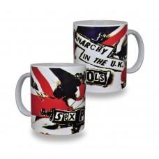 Чашка Sex Pistols