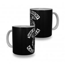 Чашка Sons Of Anarchy