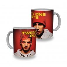 Чашка Twenty One Pilots