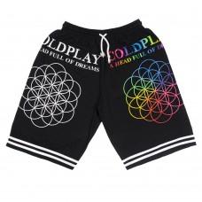 Шорты Coldplay