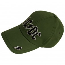 Бейсболка AC-DC