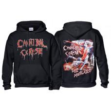 Балахон мужской с молнией Cannibal Corpse