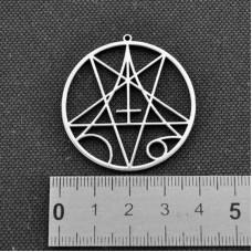 Кулон Morbid Angel