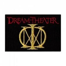Нашивка вышитая Dream Theater