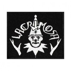 Нашивка вышитая Lacrimosa
