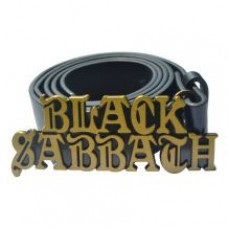 Ремень Black Sabbath
