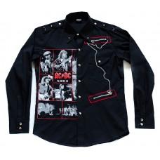 Рубашка AC-DC